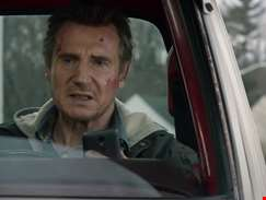 Liam Neeson is on the run in the first trailer for new thriller Honest Thief
