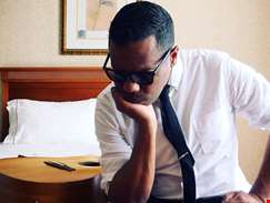 My Record Collection by The Dears' Murray A. Lightburn