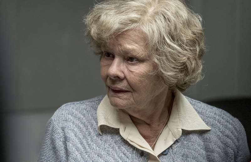 Judi Dench leads the first trailer for tense spy drama Red Joan