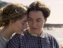 Kate Winslet and Saoirse Ronan star in the intense new trailer for Ammonite
