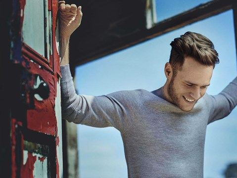 """It was important to come back with a feelgood vibe. I wanted more fun songs…"" - hmv.com talks to Olly Murs"