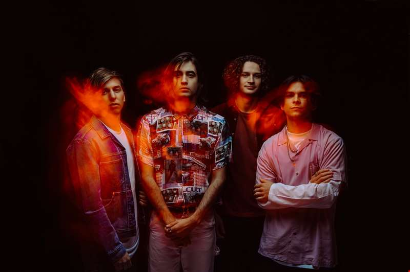 """I had to step outside of myself and my shell..."" - The Faim frontman Josh Raven talks their debut LP State Of Mind"