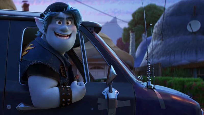 Magical new trailer for Pixar's new adventure Onward unveiled