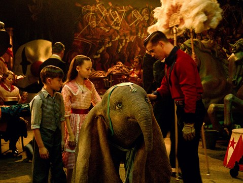 Dumbo: Five Reasons You'll Love It