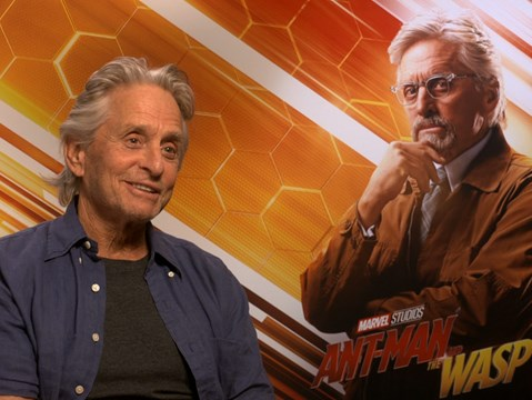 """There was so much more story to tell with these characters..."" - hmv.com talks Ant-Man & The Wasp with Michael Douglas & Peyton Reed"