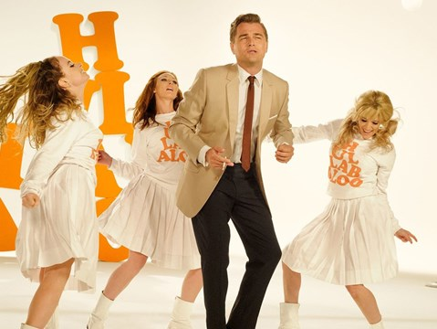 Leonardo DiCaprio unveils first teaser trailer for Once Upon a Time in Hollywood