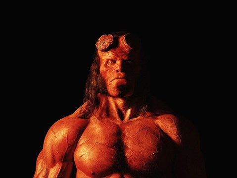 Spectacular new trailer for Hellboy reboot debuts online