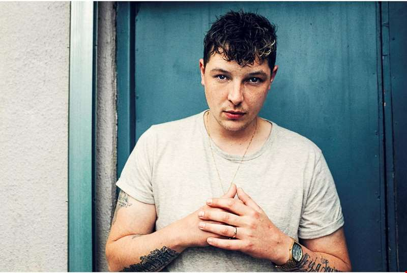 """I'm not chasing Number Ones anymore. I just want to be happy being me…"" - hmv.com talks to John Newman"