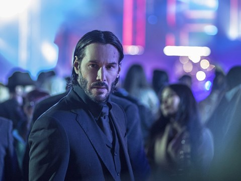 Watch the thrilling first trailer for John Wick: Chapter 3 – Parabellum