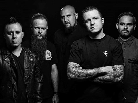 """This is us swinging for the fences"" - Atreyu talk new album In Our Wake with hmv.com"