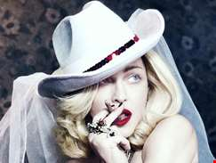 Madonna to co-write and direct her own biopic