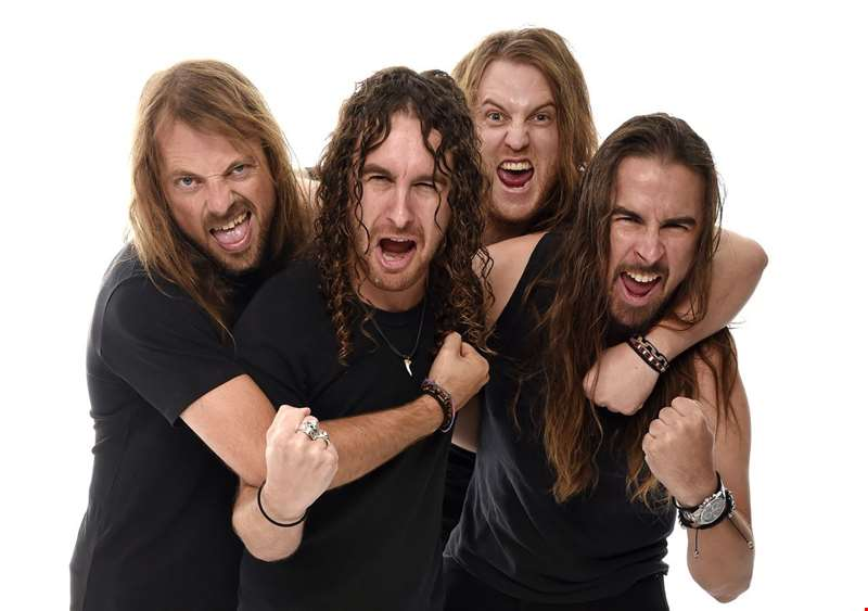 """We wanted everything as visceral and direct as it could possibly be…"" - Airbourne talk new album Boneshaker with hmv.com"