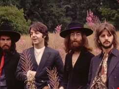 The Beatles unveil new video for 'Here Comes The Sun' to mark Abbey Road's 50th Anniversary