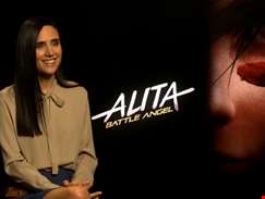 """I was just blown away, it's really extraordinary..."" - hmv.com talks to the cast and director of Alita: Battle Angel"