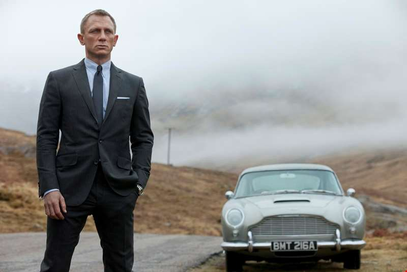 James Bond production halted after on-set explosion causes an injury to crew member