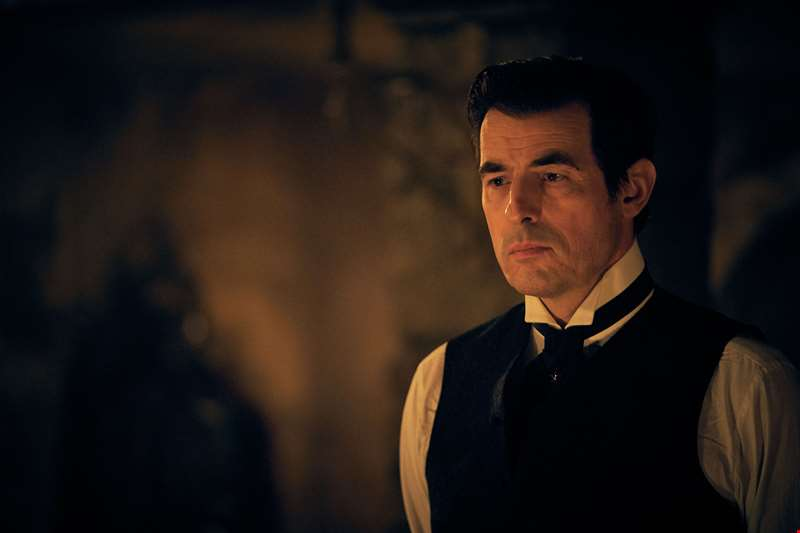 Creepy first teaser for Mark Gatiss and Steven Moffatt's new take on Dracula unveiled