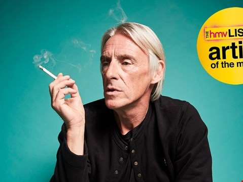 Paul Weller shares his favourite records with us...