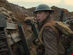 Stirring first trailer for Sam Mendes' WWI drama 1917 arrives