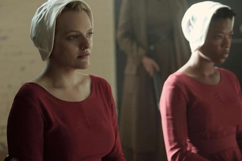 The revolution is coming in the new trailer for The Handmaid's Tale Season Three