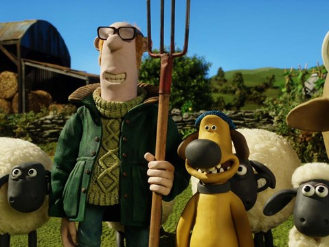 Watch the charming first trailer for Shaun The Sheep movie sequel Farmageddon