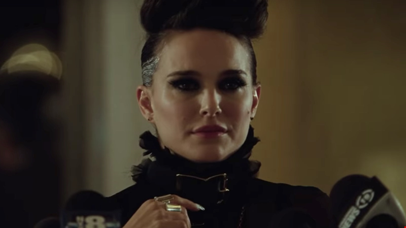 Natalie Portman and Jude Law star in new trailer for music drama Vox Lux