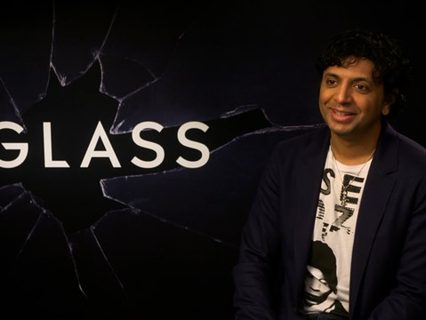 """I made a movie about comic books before anybody wanted to..."" - hmv.com talks to M. Night Shyamalan"