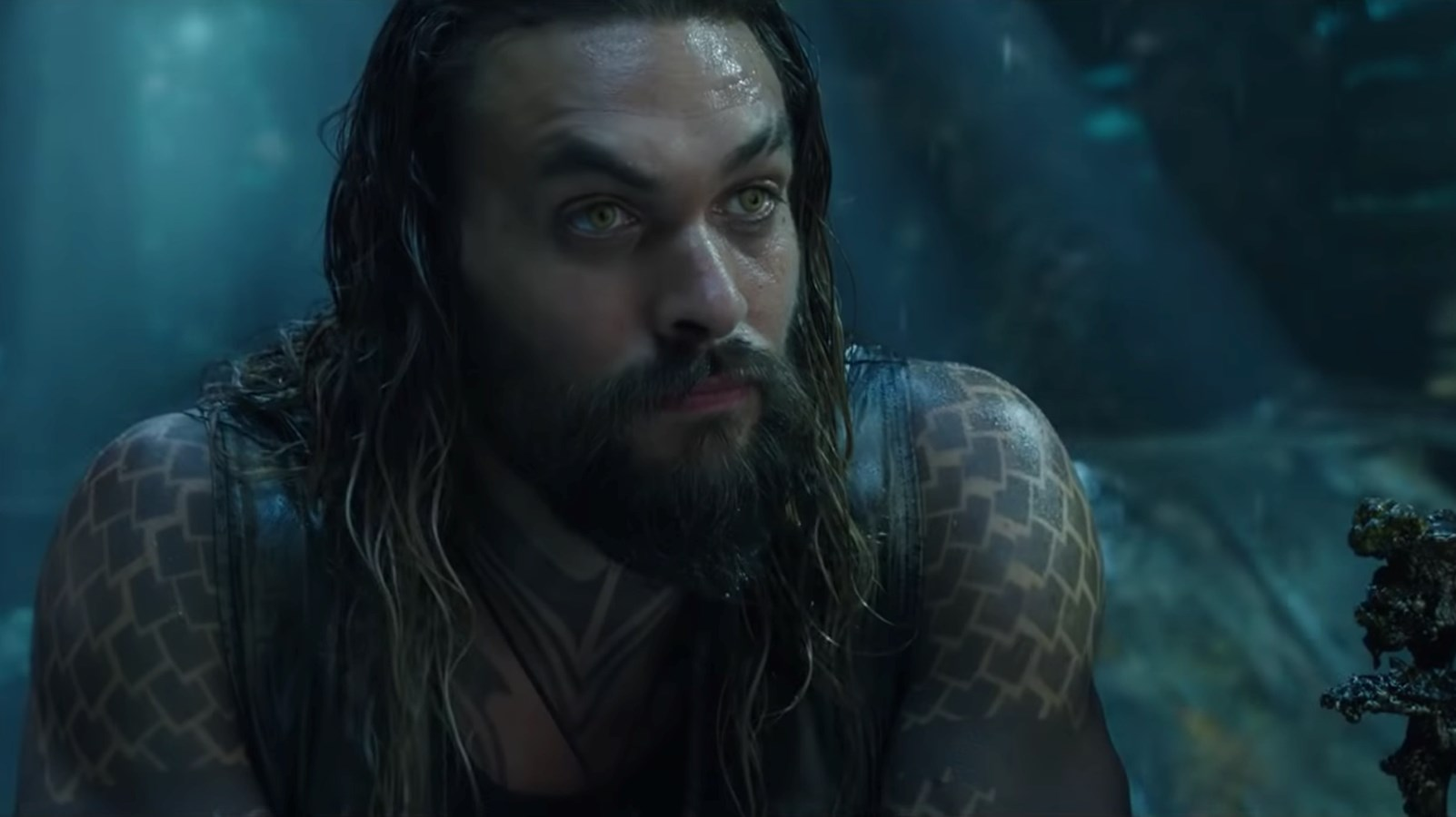 Running time for Aquaman unveiled