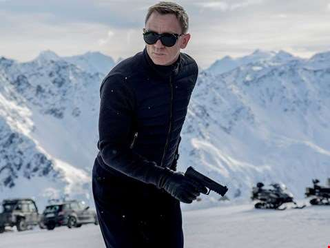 Bond 25 finally gets a title: No Time to Die