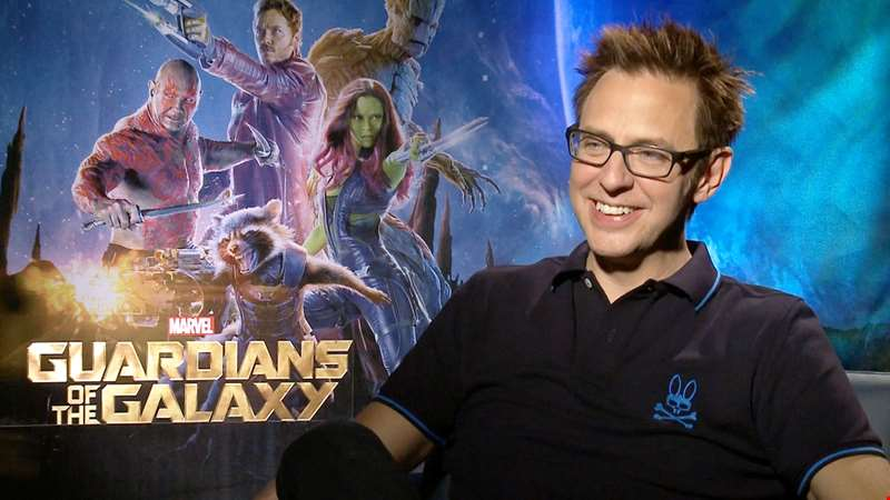 James Gunn reinstated as director for Guardians of the Galaxy Vol. 3