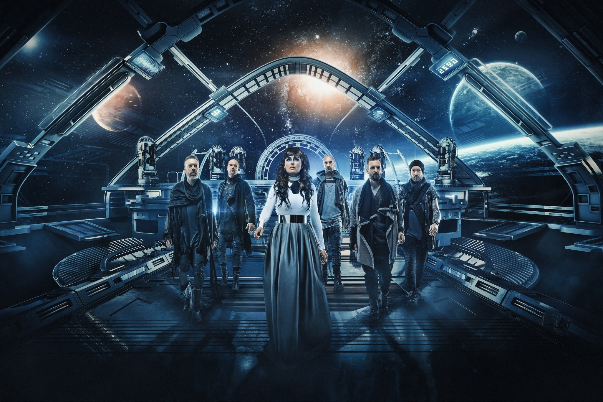 """I didn't know if there was going to be another Within Temptation album, I just had to get away"" - hmv.com talks to Sharon den Adel"