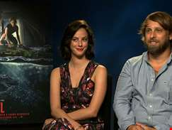 """The first two weeks in the crawl space were really brutal..."" - hmv.com talk to Kaya Scodelario & Alexandre Aja"