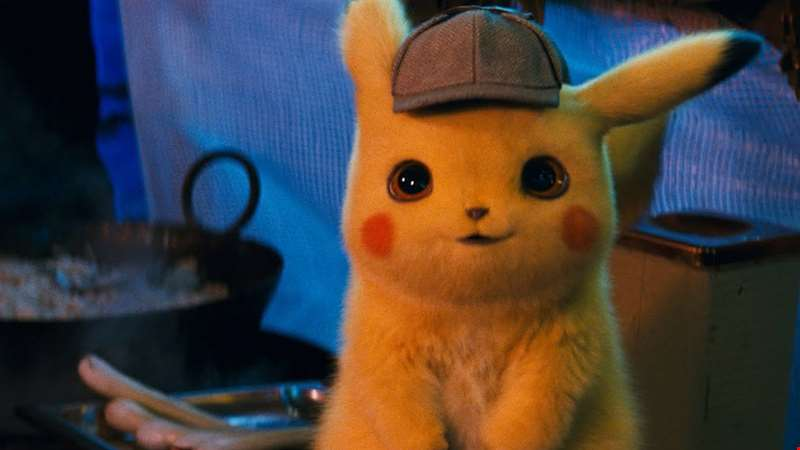 Ryan Reynolds leads the first trailer for Pokémon: Detective Pikachu