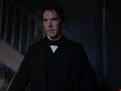 Benedict Cumberbatch and Michael Shannon face off in the new trailer for long-delayed epic The Current War