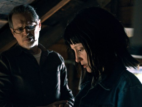 Andrea Riseborough opens up about what drew her to dark thriller Nancy...