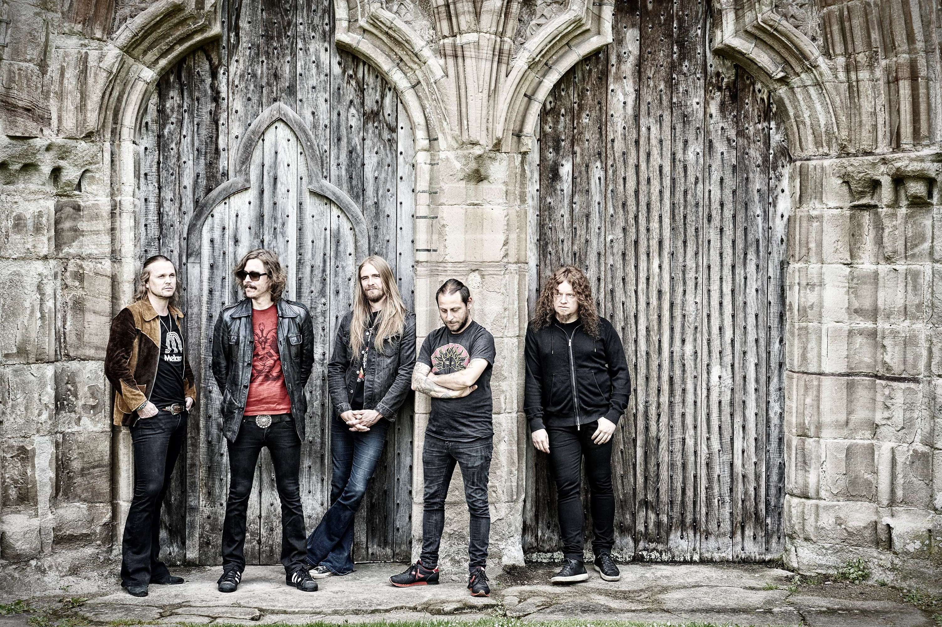 Opeth talk new live album Garden Of The Titans and their plans for the follow-up to Sorceress...
