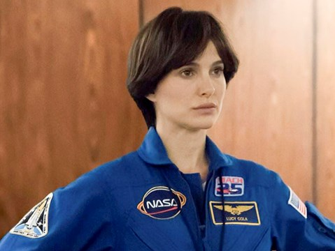 Natalie Portman stars in first teaser for Lucy in the Sky
