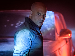 Vin Diesel stars in the action-packed first trailer for Bloodshot