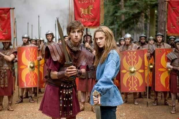 Teaser trailer for the Horrible Histories movie Rotten Romans unveiled