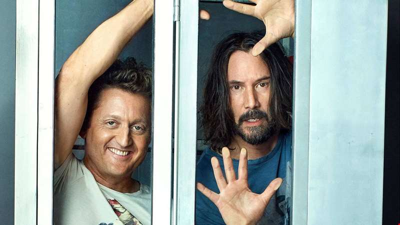 Keanu Reeves and Alex Winter confirm Bill & Ted 3 coming in 2020