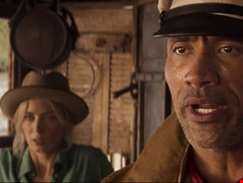 Emily Blunt and Dwayne 'The Rock' Johnson lead the epic new trailer for Disney's Jungle Cruise