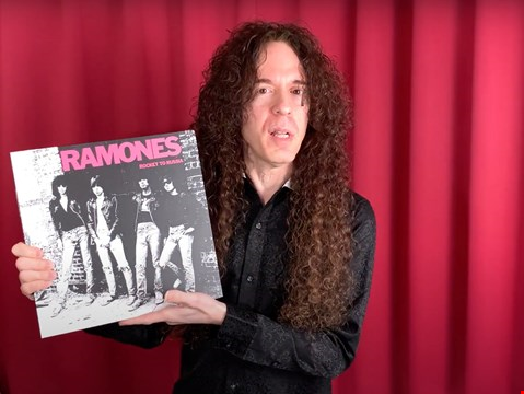 Marty Friedman shows us his favourite records