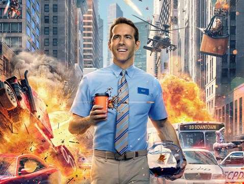 Ryan Reynolds stars in the rip-roaring first trailer for new comedy Free Guy