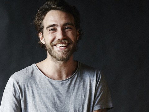 """Simple truths, simple philosophies. Life is the theme..."" - Matt Corby talks new album Rainbow Valley"