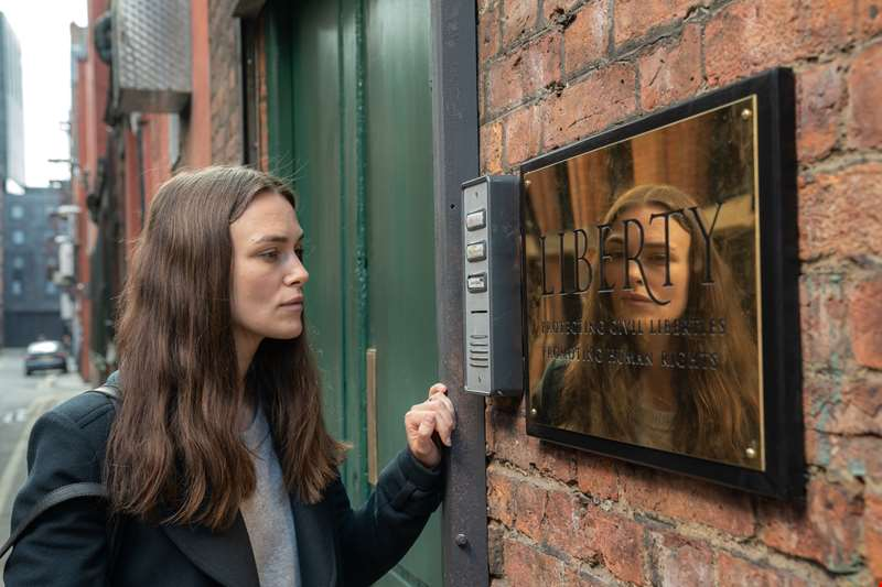 Keira Knightley leads the searing new trailer for Official Secrets