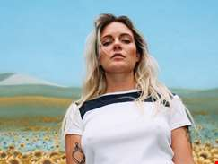 """My past albums were angry about being vulnerable, this is about admitting it..."" - Tove Lo talks new album Sunshine Kitty"