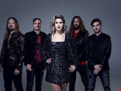 """The world is literally burning and on social media you see people living their perfect lives..."" Delain talk new album Apocalypse & Chill"