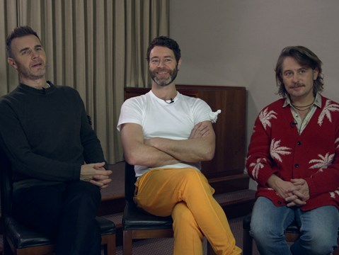 Take That tell hmv.com about re-working classic tracks for new collection Odyssey and their plans for 2019...