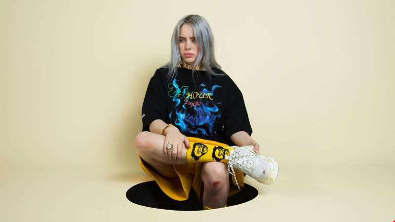 """I wanted it all to be me and not anybody else..."" - hmv.com talks to Billie Eilish"