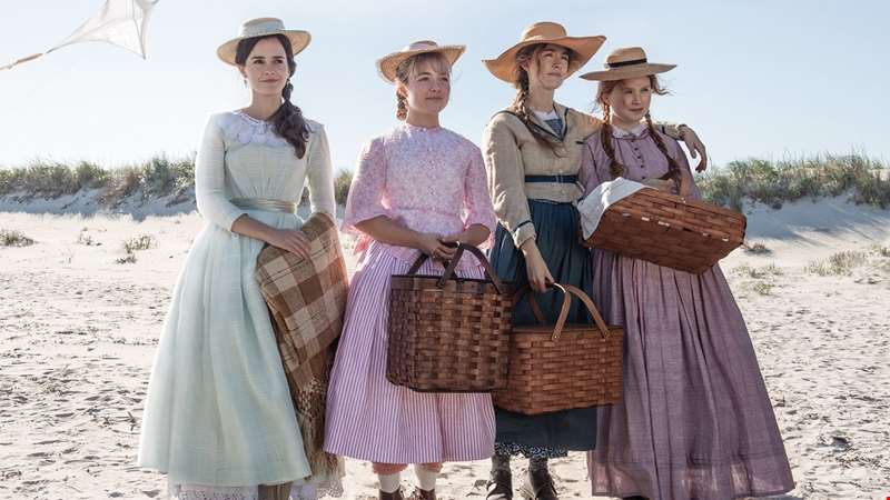 Charming first trailer for Greta Gerwig's new take on Little Women arrives online