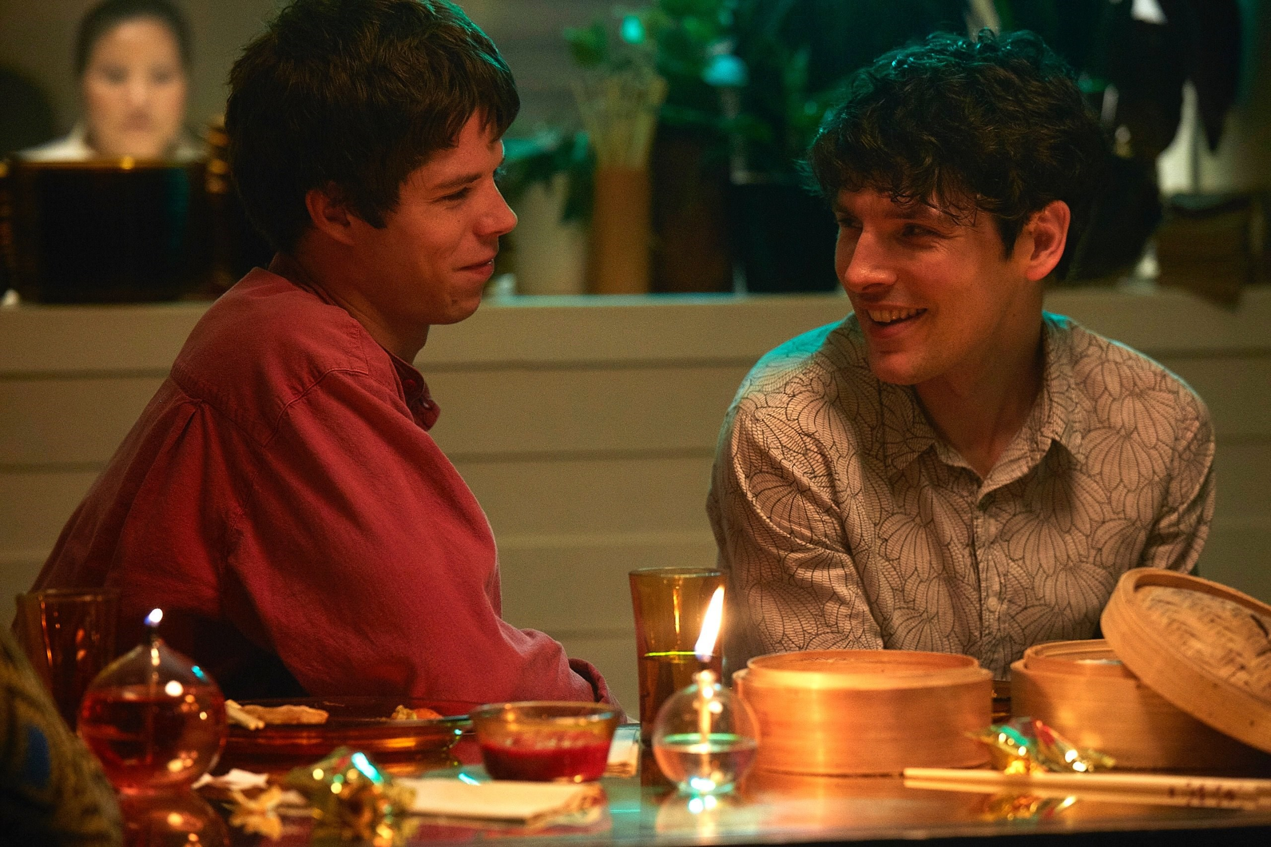 Simon Amstell and James Righton open up about the making of new tender comedy-drama Benjamin...